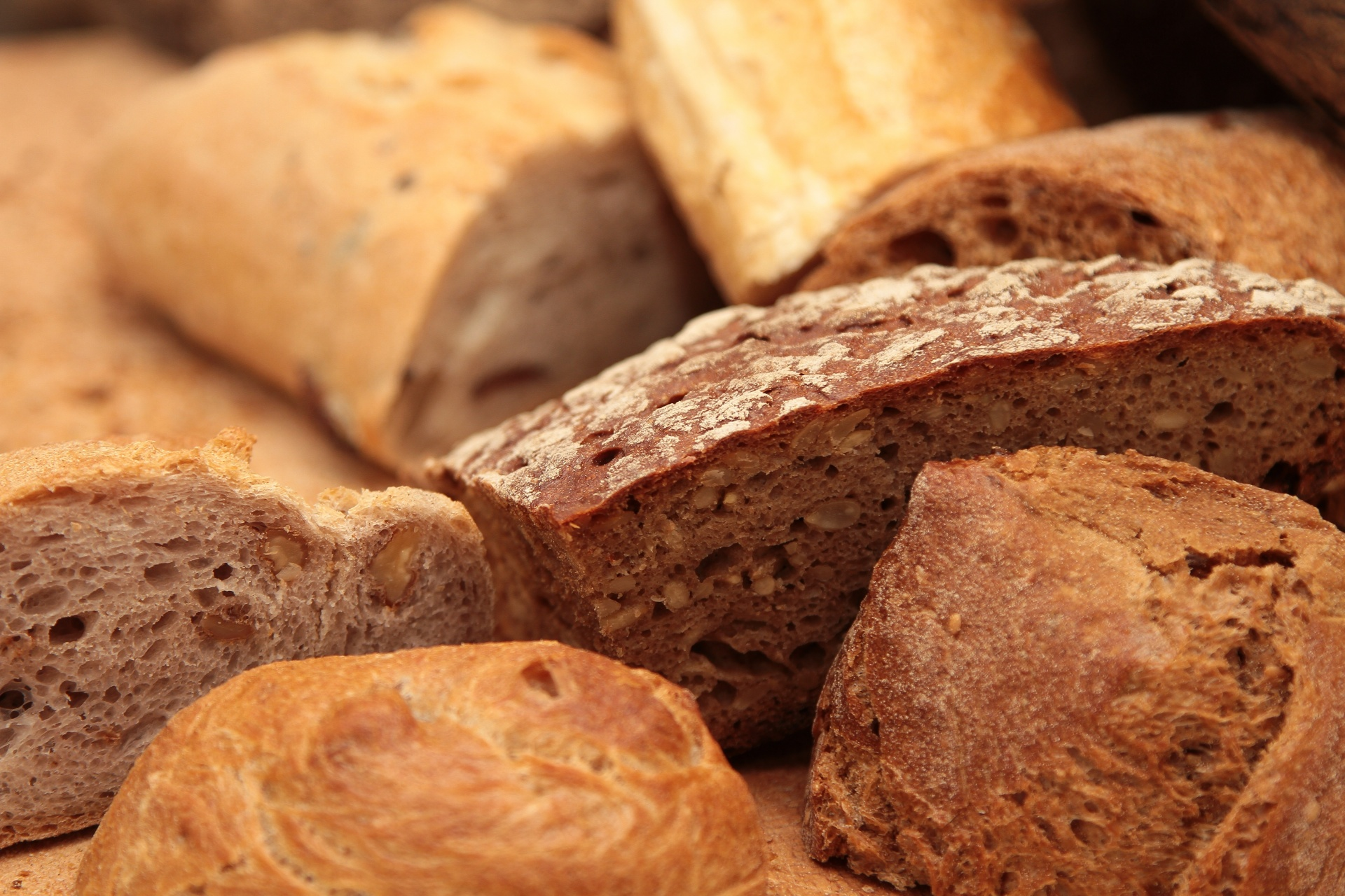 The History of Bread-making - Great Harvest Bread of Provo