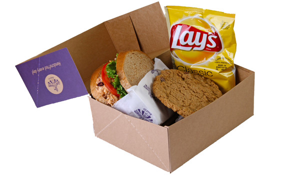 Benefits of Box Lunch Catering